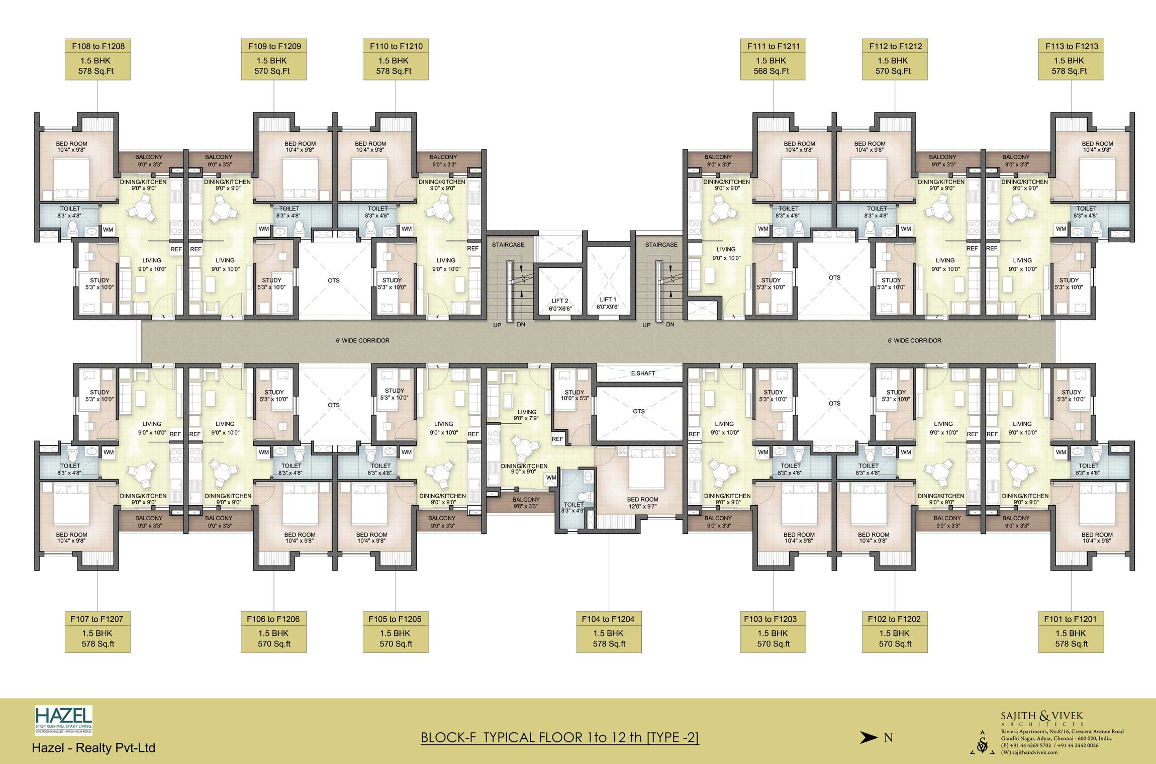 3bhk floor plans apartments in avadi for Appartment plans
